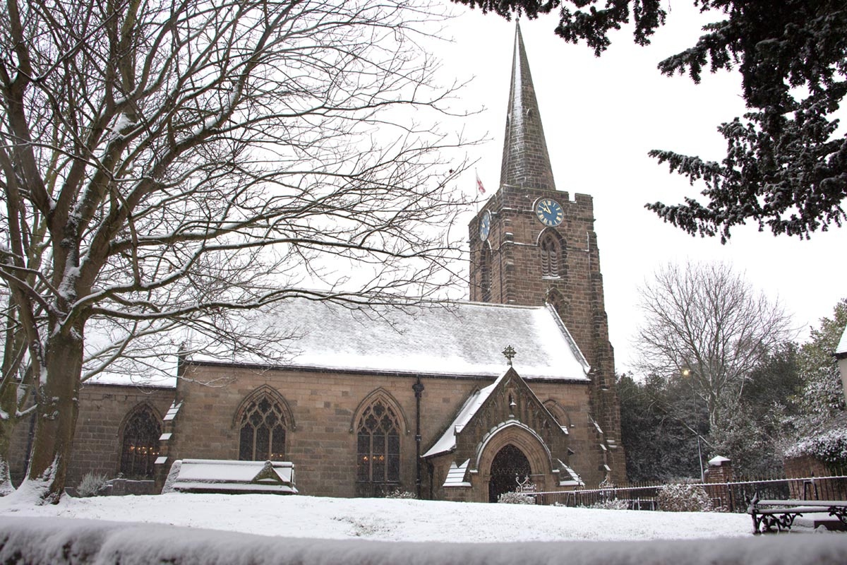 Image of St Werburgh Church Spondon
