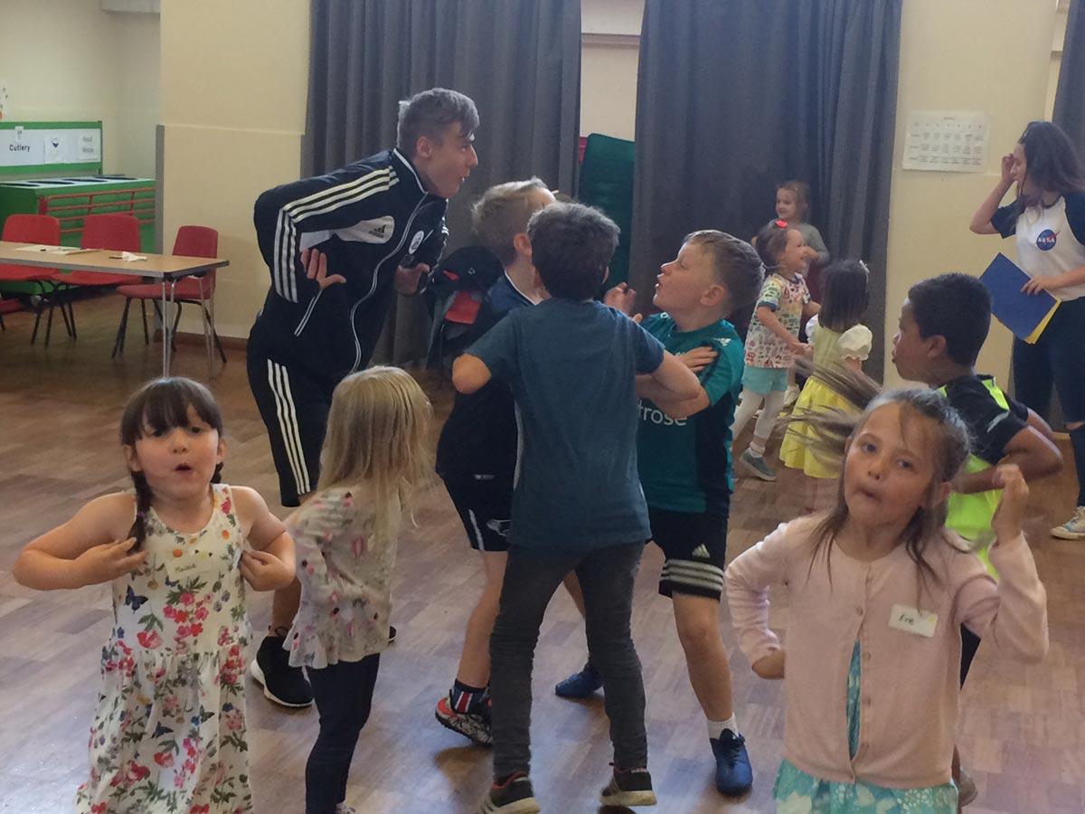 Image of St Werburgh Summer Activity Club